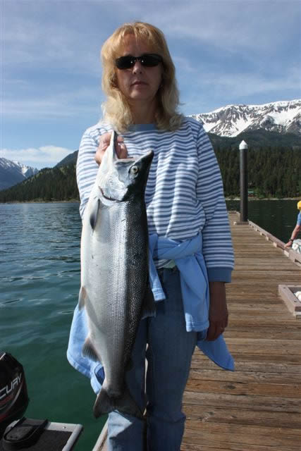 World Class Wallowa Lake Kokanee!